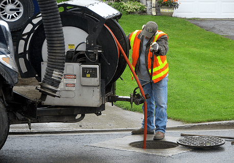 Sewer Line Cleaning Toronto